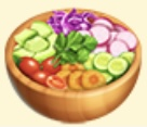Rainbow Salad Family Farm Seaside