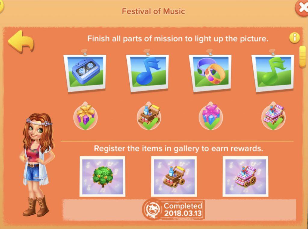 Festival of Music Family Farm Seaside