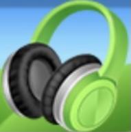 Green HiFi Headset Family Farm Seaside