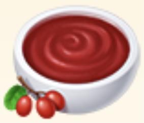 Karonda Berry Sauce Family Farm Seaside