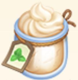 Vanilla Pastry Cream Family Farm Seaside