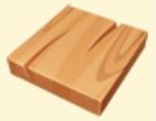 Wooden Plank Family Farm Seaside