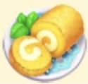 Butternut Squash Roll Cake Family Farm Seaside